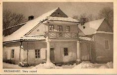 1928 Pałace, dwory, dworki - Krzemieniec - Wyszukiwarka genograficzna