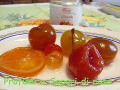 Profumi e Sapori di casa: Tiramisù con Mostarda di Frutta Lazzaris