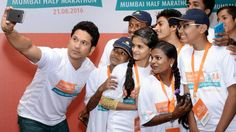 Sachin's Birthday Today- On 43rd birthday, Sachin begins day imparting knowledge to kids. – Upload Share & Promote – It's very Easy | Socialfry