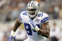 DeMarcus Ware-PREMIER PASS RUSHER!  This guy! Second in 2011 with 19.5 sacks. Best game last season, 4 sacks against the Eagles