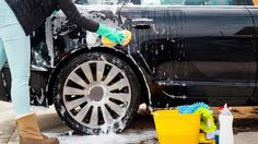 Car wash, yeah!