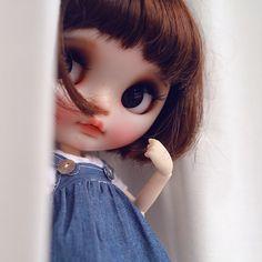 いいね!1,225件、コメント14件 ― KEN さん(@k07doll)のInstagramアカウント: 「#cheriebabette #blythe #customblythe #doll #teddylovesdolly #k07 #k07doll」