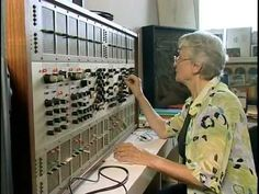 Eliane Radigue - IMA Portrait documentary:  french electronic music composer. Her work was almost exclusively created on a single synthesizer, the ARP 2500 modular system.