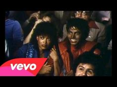 "Michael Jackson, ""Thriller"" 