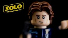 'Your name?'   Hands up whose seen the Solo movie trailer? Keep those hands up if you are still excited to see the film... Comment  if you are and if you're not! For me there is and always will be only one Han Solo and that's Harrison Ford but I'm willing to keep an open mind for this I'm not overly excited but that's probably a good thing!     Follow my instagram if you love  Lego :  @welove_lego Love to tag? Please do!  . . . . Credit: @bricks_by_dimnico…