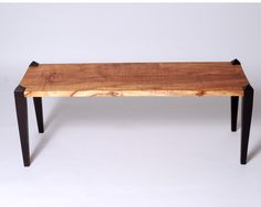 Coffee Table, Spalted Maple, Wenge,  For Sale Contact 541-556-8280