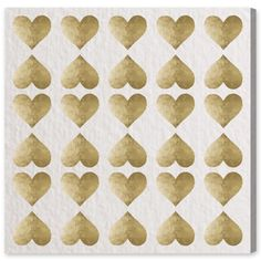 Oliver Gal 'Love Game' Canvas Art