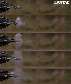 Lantacs Muzzle Devices offer unparalleled control... DGNAK47B DrAKon in action...