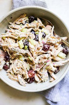 Whole30 Sonoma Chicken Salad – The Defined Dish