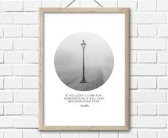 Quote PrintInstant DownloadPrintable Wall by InstantGalleryWall