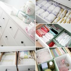 İkea baby room idea