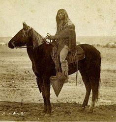 Apache Jim, 1895
