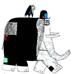 Painting For Kids, Children Painting, Animal 2, Outsider Art, Art Journal Inspiration, Book Illustration, Darth Vader, Drawings, Creative