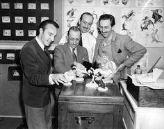 LIMA VAGA: La historia de Walt Disney y su mágico legado estr...