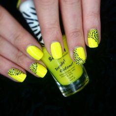 Neon yellow :O