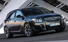 Opel Insignia OPC (we get the Buick Regal GS, but it has different running gear and is only available as a sedan)