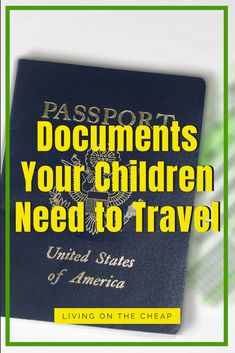 Your summer vacation plans could be complicated, or even ruined completely, unless your children have the proper travel documents and identification. These family travel tips will help you make sure your getaway gets going as planned Hobbies For Adults, Hobbies For Couples, Hobbies To Try, Hobbies For Women, Cheap Hobbies, Hobbies That Make Money, Passport Documents, Hobby Lobby Crafts, Hobby Shops Near Me