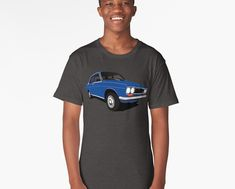 Great Datsun 1600 or 510 from was popular family car all around the world. Get this retro car illustration printed in T-shirts and other items. Retro Cars, Vintage Cars, Datsun 1600, Car Illustration, Japanese Cars, Classic Cars, Mens Tops, T Shirt, Fashion