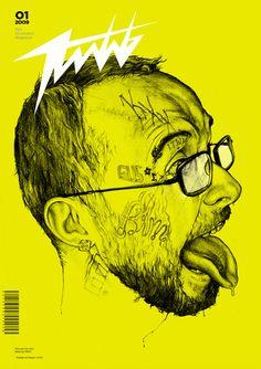 TNHB Magazine by TNHB , via Behance