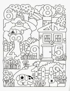 Perfect for kids ESL numbers and animals.