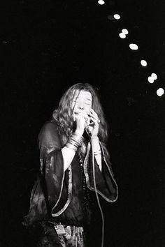 Janis Joplin & Kozmic Blues Band, Woodstock,1969.