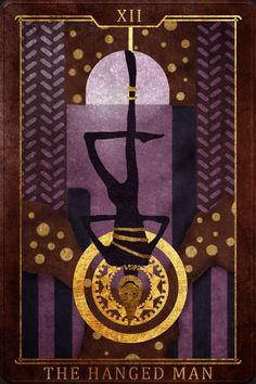 Duncan Burris - The Hanged Man Tarot Hanged Man Tarot, The Hanged Man, Tarot Cards Major Arcana, Tarot Readers, Oracle Cards, Tarot Decks, Archetypes, Vladimir Kush, The Magicians