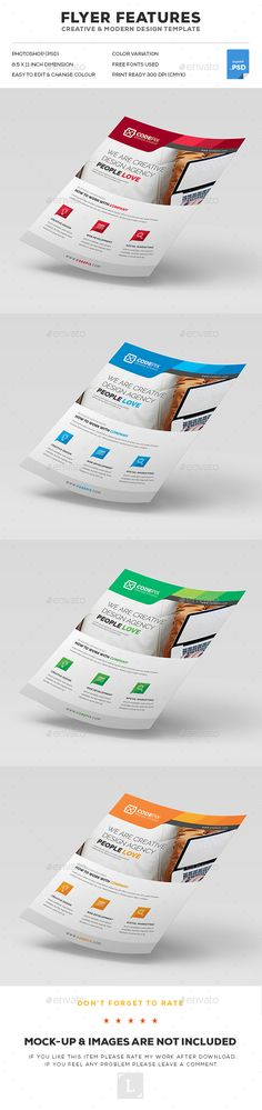 Buy Creative Corporate Flyer by UXcred on GraphicRiver. FEATURES: Easy customizable and editable 300 DPI CMYK Print Ready! Pamphlet Design, Brochure Ideas, Mobile Phone Repair, Outdoor Clothing, Corporate Flyer, Back To Nature, Outdoor Outfit, Brochures, Flyer Template