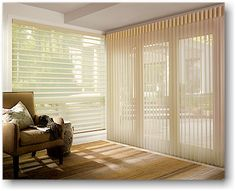 Counterparts Refined Is A New Program Designed To Offer Superior Coordination For Select Fabrics And Colors Within Hunter Douglas Luminette Privacy Sheers