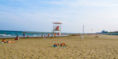 Der #Strand #Lido bei #Venedig © Petra Gschwendtner Petra, Strand, Venice Italy, Explore, Swimming, Island, World, Summer