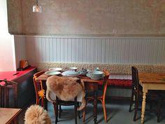 La Fourchette, niedliches Kaffee an der Klybeckstrasse in Basel