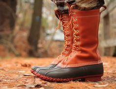 100th Anniversary Maine Hunting Shoe from L.L. Bean