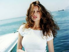 Laetitia Casta has a brown belt in Judo.