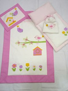 Baby Bedding Sets, Baby Pillows, Owl Quilts, Baby Quilts, Baby Dress Clothes, Baby Cross Stitch Patterns, Baby Patchwork Quilt, Baby Embroidery, Hand Applique