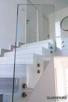 railing glass design balustrada sticla Frameless Glass Balustrade, Glass Design, Bathtub, Standing Bath, Bathtubs, Bath Tube, Bath Tub, Tub, Bath