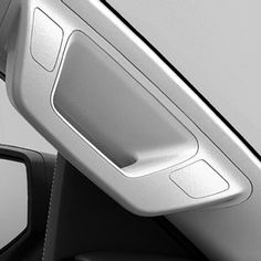 2016 #Silverado 1500 Driverside Assist Handle Package, Light Gray: Stop grabbing the steering wheel to get in and out of your new Silverado and use this OEM Assist handle which matches the passenger side assist handle. The Assist Handle Package is designed to offer easy entrance and exit from your vehicle which helps reduce wear and tear on the seat edge. It includes an A-pillar trim.