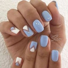 Best Spring Nails - 24 Best Spring Nails for 2018 - Hashtag Nail Art #nailart