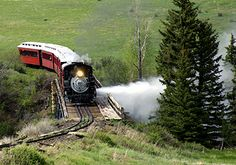 Cumbres Toltec Scenic Railroad