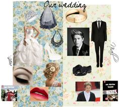"""""""niall and I's wedding"""" by kassidee999 on Polyvore"""