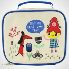 28 Lunchboxes + Bags You Won't Be Embarrassed to Carry via Brit + Co.