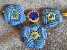 Blue sky by Beadingstories on Etsy