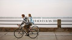 Kinfolk Saturdays in Charleston by Kinfolk. Our Kinfolk Saturdays film series continues with a mini City Guide day trip on two wheels through the sun-filled streets of Charleston, South Carolina. Kinfolk Magazine, Cycle Chic, Video Film, Inspirational Videos, Motion Design, Videography, Short Film, South Carolina, Charleston