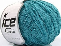 Amigurumi Chenille Turquoise  Fiber Content 100% Polyester, Turquoise, Brand Ice Yarns, Yarn Thickness 1 SuperFine  Sock, Fingering, Baby, fnt2-55792 Fiber, Yarns, Turquoise, Sock, Content, Baby, Amigurumi, Low Fiber Foods, Green Turquoise