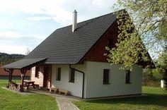 Ubytování Alenina Lhota, chalupa Jižní Čechy, Chalupa golf Monínec - ID 7413 Home Fashion, Tiny House, Shed, Home And Garden, Golf, Outdoor Structures, Cabin, Country, House Styles