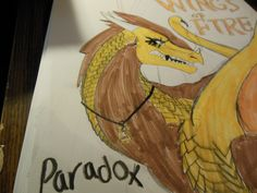 this is the 3rd story called paradox time made by me Novaeclipse