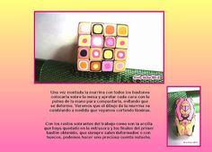 El rincón de Pastelito: MURRINA RETRO CON EXTRUSIONADORA