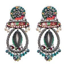 Multi Coast Diva Earrings | Ayala Bar Hip Collection – Winter 2015/16