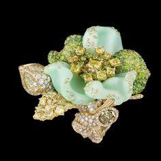 Le bal des roses de Dior Joaillerie.