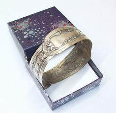 Antiker Silberarmreifen 327 von Atelier Regina auf DaWanda.com
