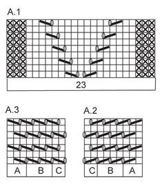 """Summer Snug - Giacca DROPS lavorata a cerchio con motivo a pizzo in """"Paris"""". Taglie: S - XXXL. - Free pattern by DROPS Design"""