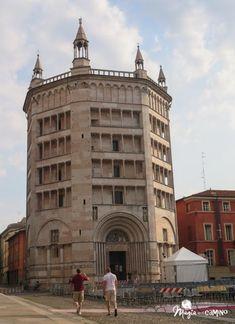 Baptisterio de Parma.